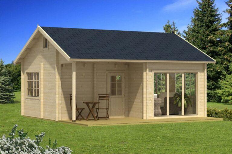 Log cabin Alabama