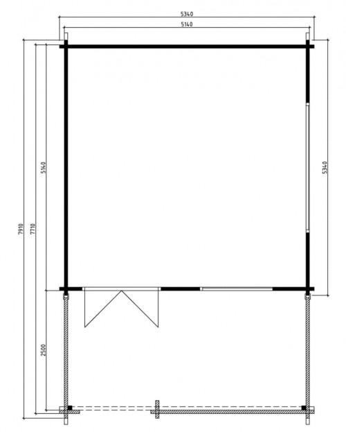 Armin XL ground plan