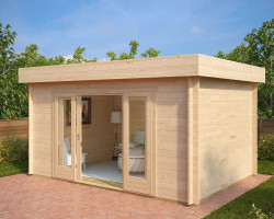 Modern Summer House Jacob E