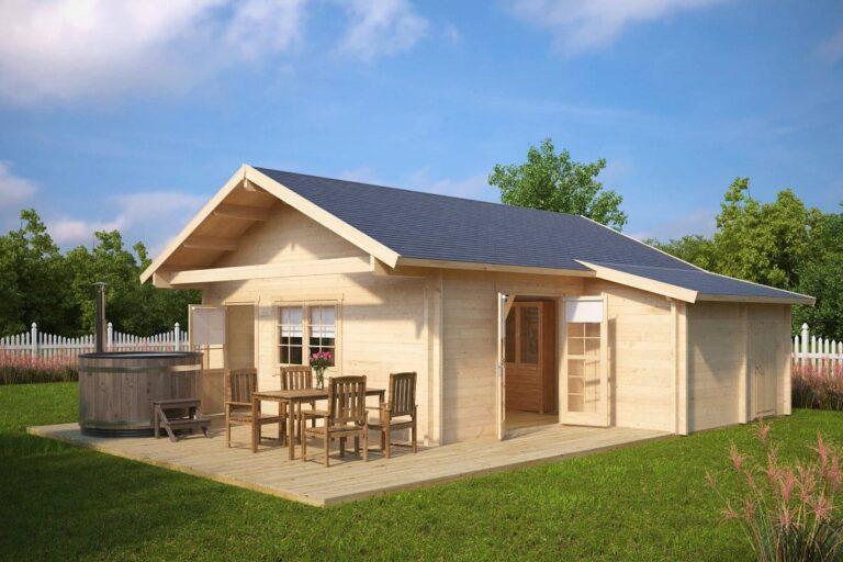 Log Cabin Summer House Bristol