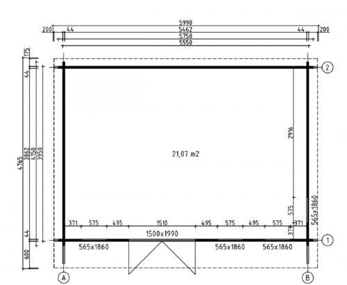 Barbados Floor Plan