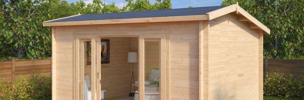 Modern Garden Room Eva E