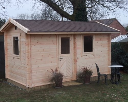 Garden Sauna Cabin from Summerhouse24