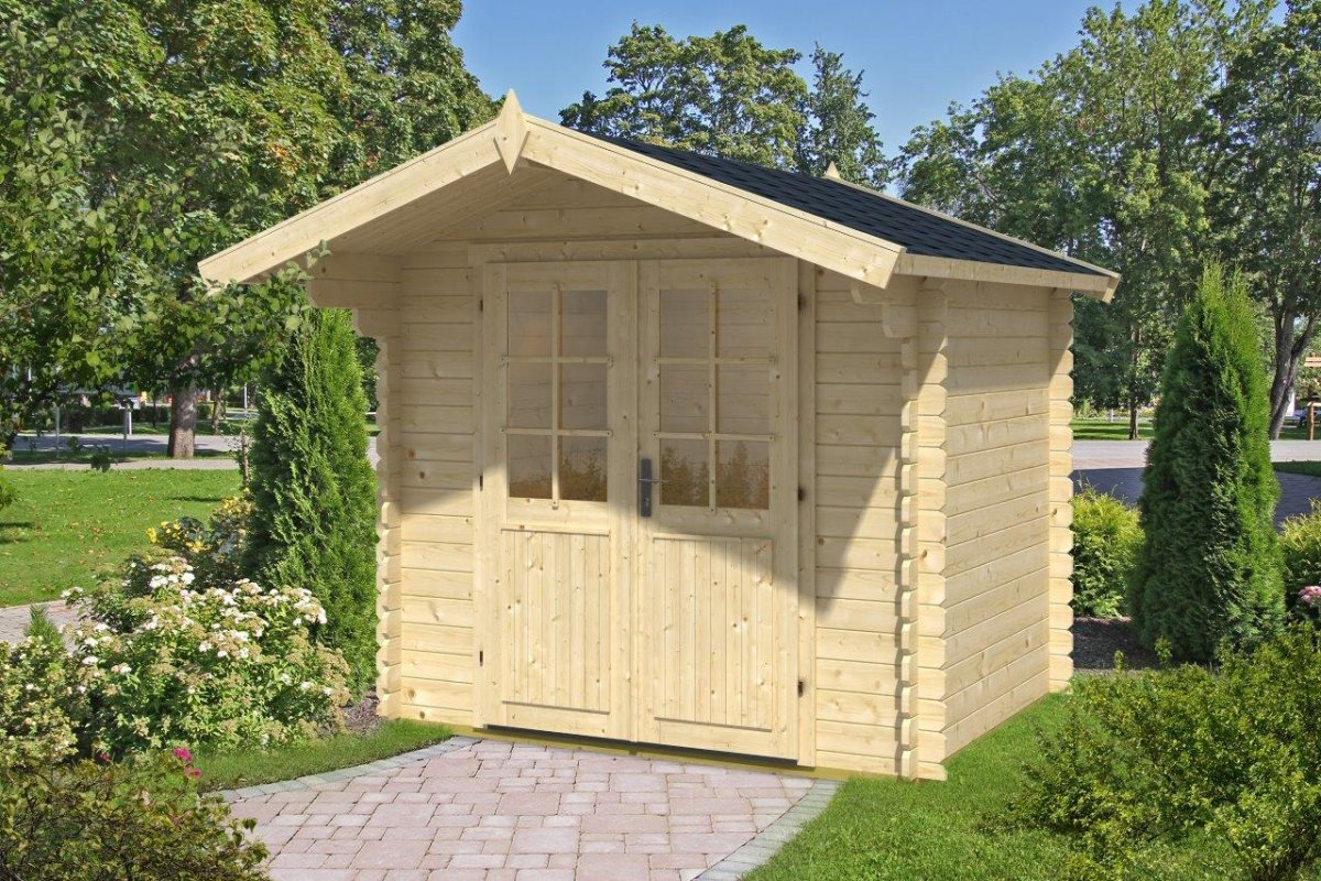 Garden Room Lily S 4m2 28mm 25 X 2 M