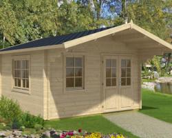 Garden Log Cabin Marcus B