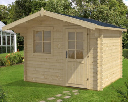 Log Cabin & Garden Office Monica-XL