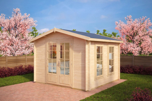 Log Cabin Nora B