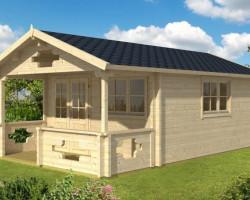 Garden Sauna Cabin Sommerland
