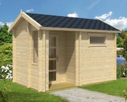 Outdoor Sauna Cabin Lisette