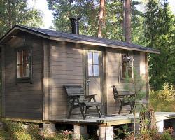 Outdoor Sauna Cabin Mika