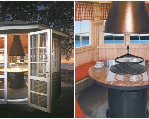 BBQ hut Seattle