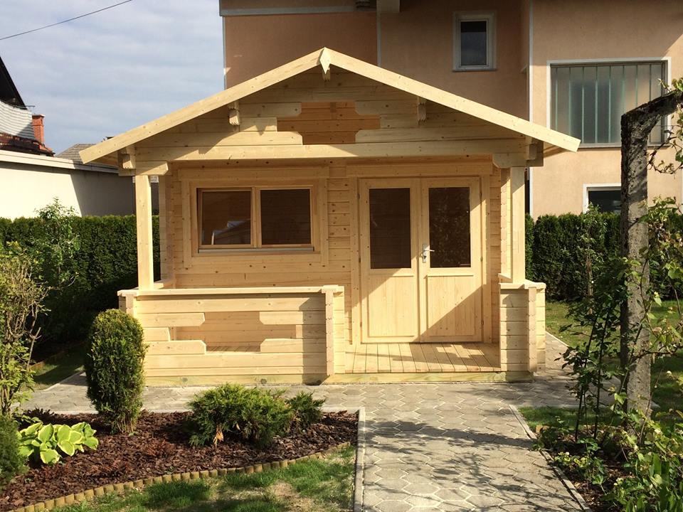 Summerhouse with Veranda Sommerland-A