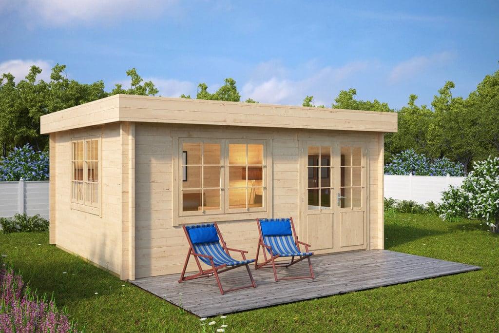 large garden room ian a 18m 58mm 5 x 4 1 m summer house 24