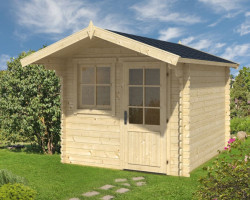 Log Cabin Summer House Monical L