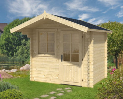 Log Cabin Garden Room Monica S