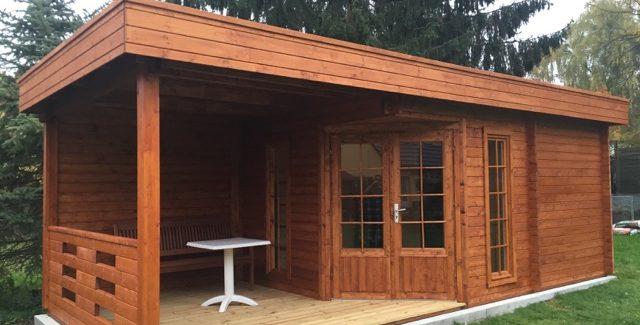 Sauna Cabin Paula
