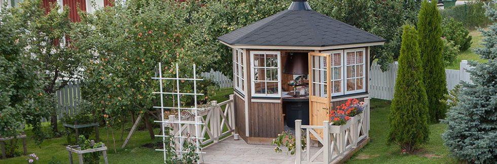 Grillkota BBQ Hut