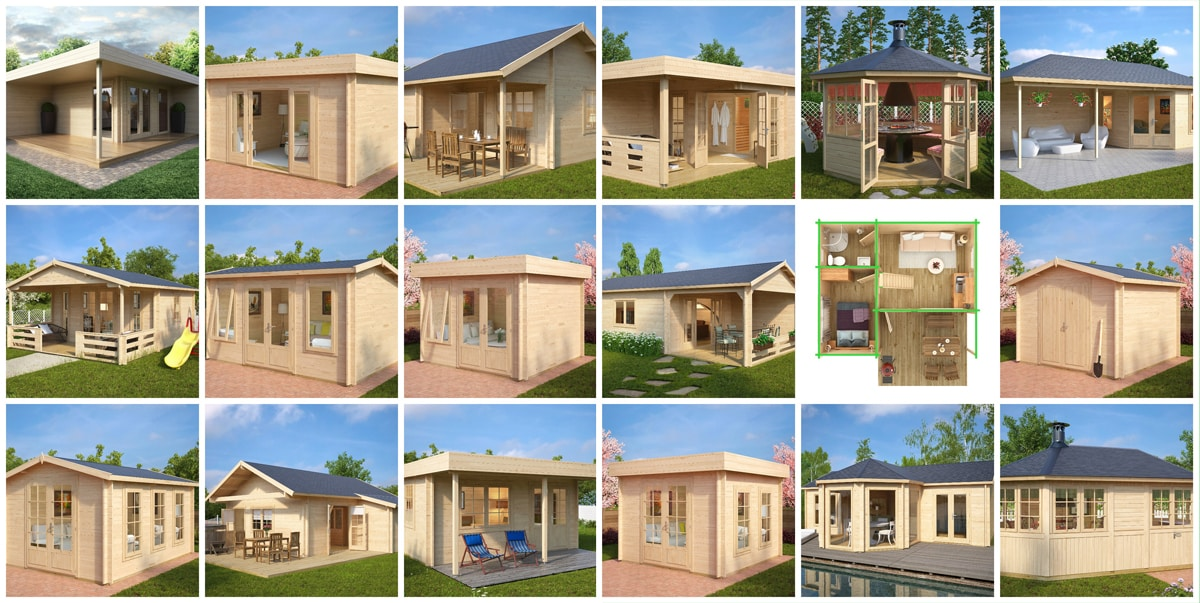 10 useful tips about wooden summer houses and sheds before you buy