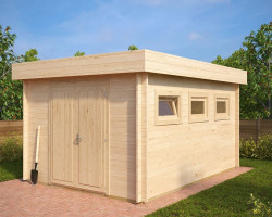 Workshop Shed Jacob F