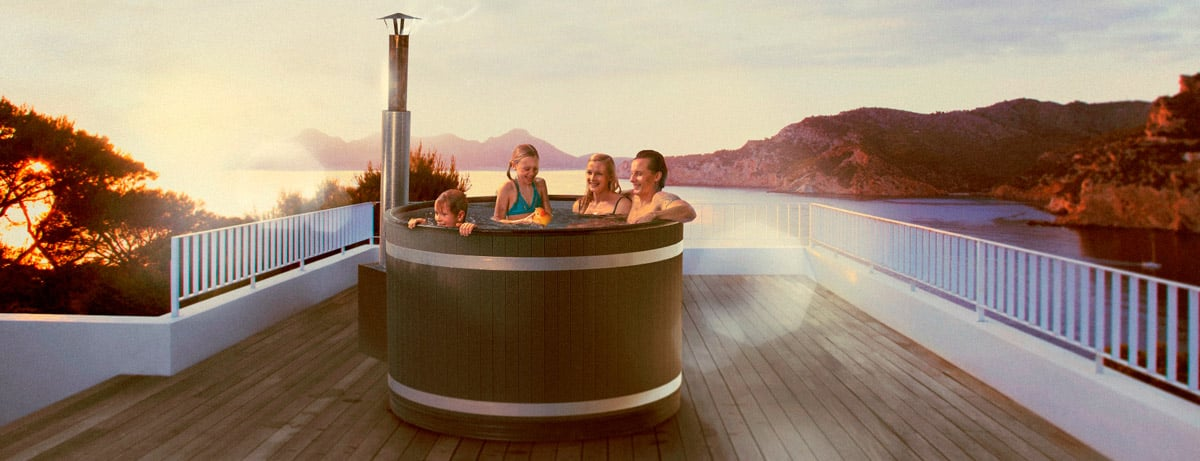 How to buy the right Wood Fired Hot Tub for you – Summer House 24