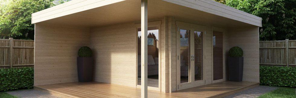 Garden Office Hansa Lounge