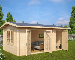 Garden Room and Shed Combined Super-Fred