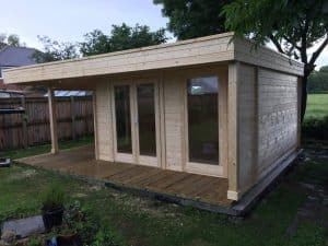 The Hansa Lounge Garden Room
