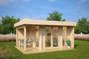 Elegant Garden Office Garden Room Mini Hansa Lounge Main