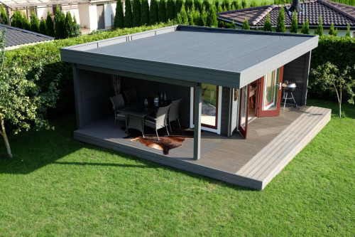 The Hansa Lounge XL Garden Room with Extended Sundeck2