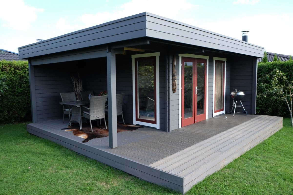 Garden Room Hansa Lounge XL