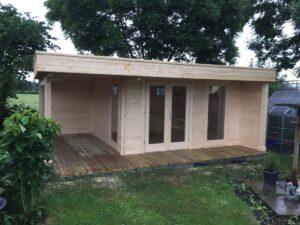 The Hansa Lounge Garden Room 3