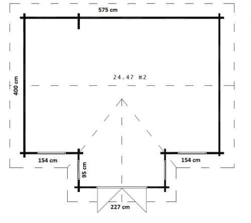 Eamon Ground Plan