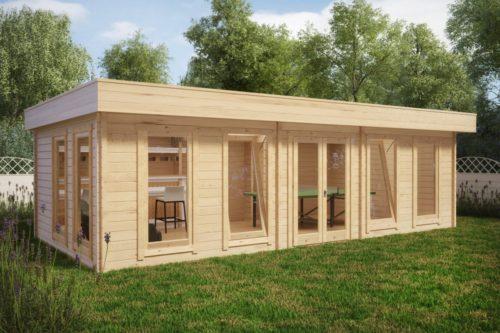 Garden Room Acorner a