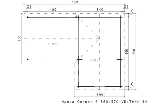 corner B NET