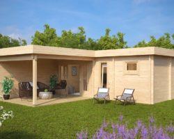 Corner Sauna A
