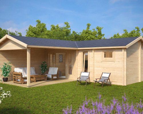 Garden SPA and Sauna Cabin