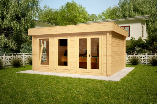 Large Garden Summer House Ian D