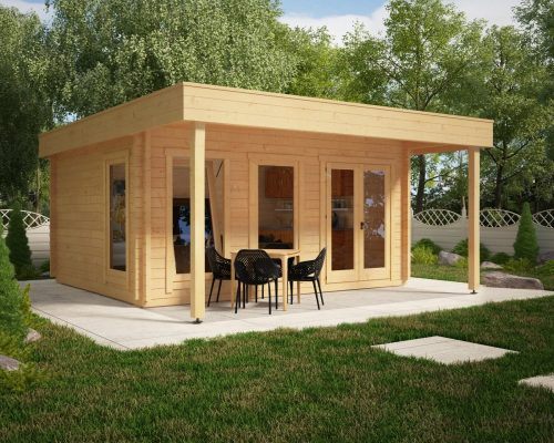 Large Garden Room with Canopy Ian E