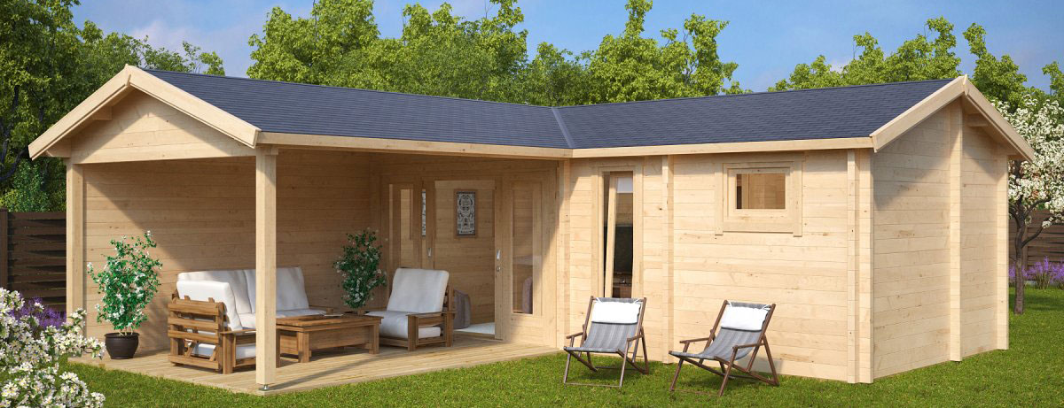10 Advantages of a Garden Sauna Cabin