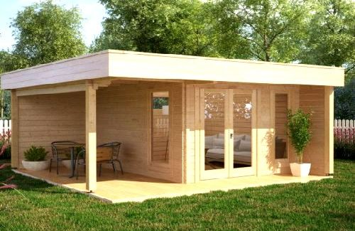 Contemporary Garden Offices