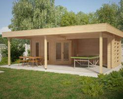 Large Garden Shelter Garden Paradise B