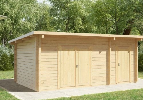 Garden Sheds in UK