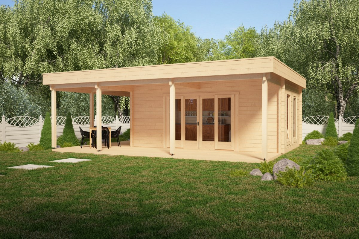 Garden room with big terrace Remo 1