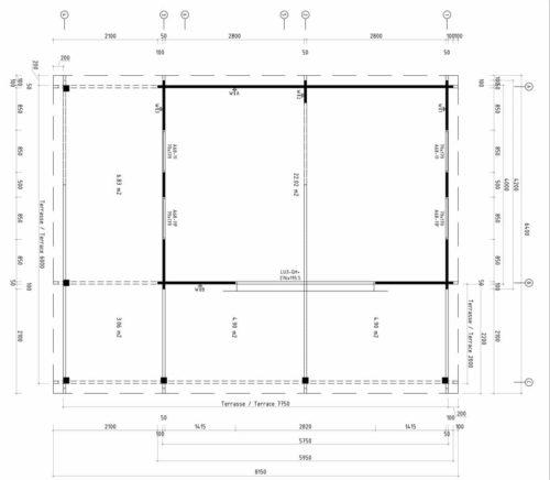 Remo 1 floor plan