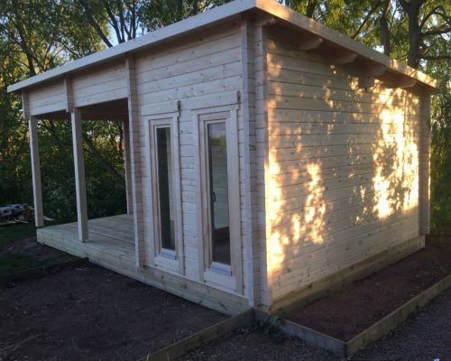 Finnish Sauna Cabin Oliver I