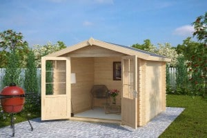 Summer House & Garden Shed