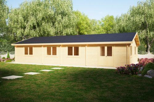 Holiday G Blockhaus 2