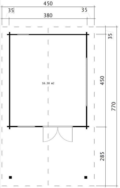 Mark Ground plan