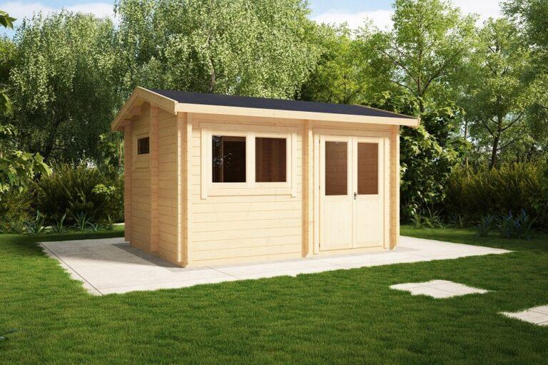 Garden Sauna Cabin Finland