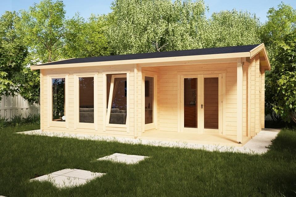 price summerhouse interlocking cabins tongueandgroove cabin log garden door products billyoh georgian skinner page dbl by to logcabin